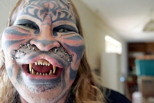 Koty Węże I Inne Stwory Tatuaże I Piercing Sadisticpl