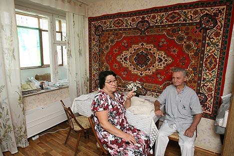 Dlaczego Rosjanie Mają Dywany Na ścianach Sadisticpl