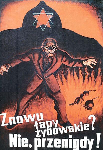 Polskie Plakaty O żydach Sadisticpl