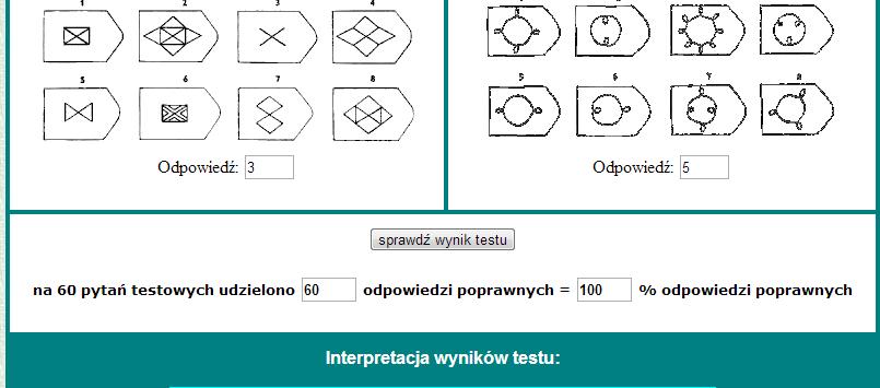 Poważne Pomiar inteligencji - Sadistic.pl AA66