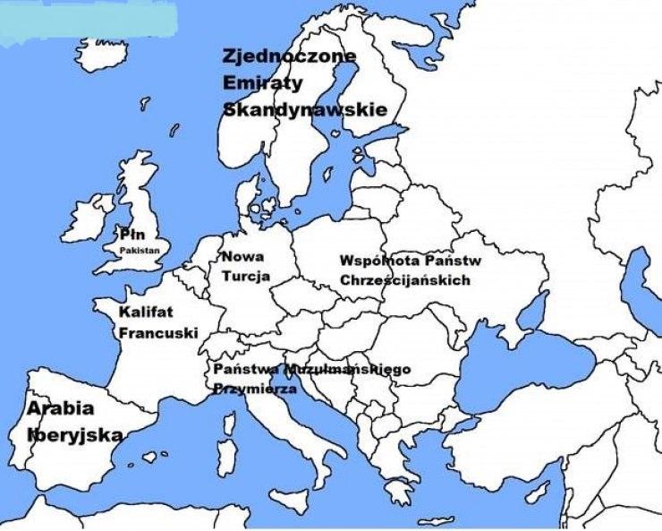 Nowa Mapa Europy Sadistic Pl
